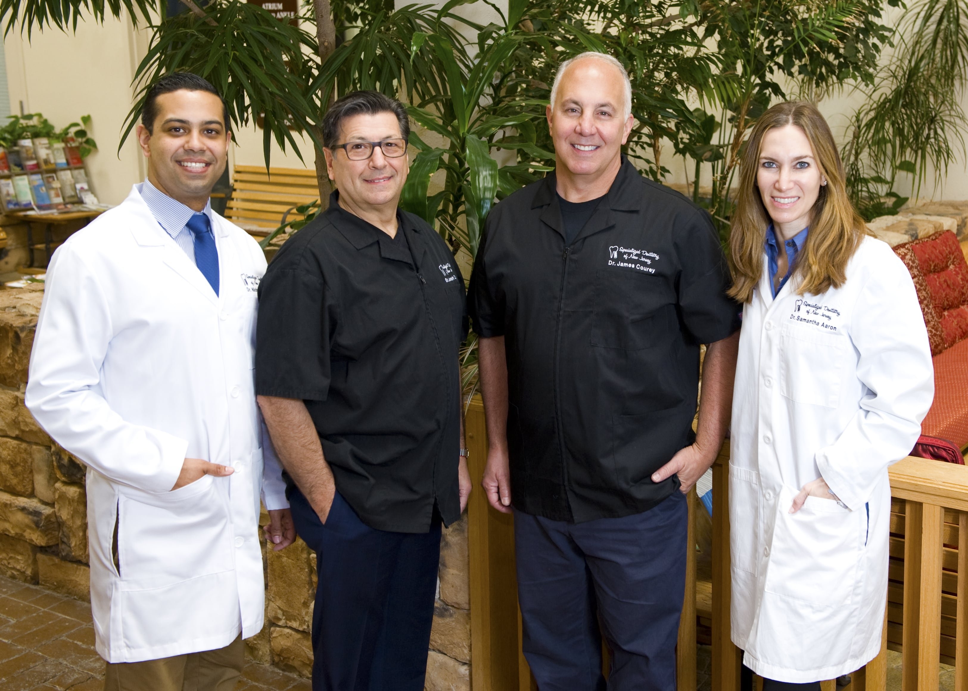 dentists at specialized dentistry of new jersey