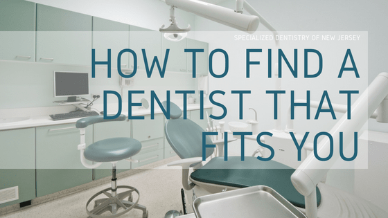 find a great dentist