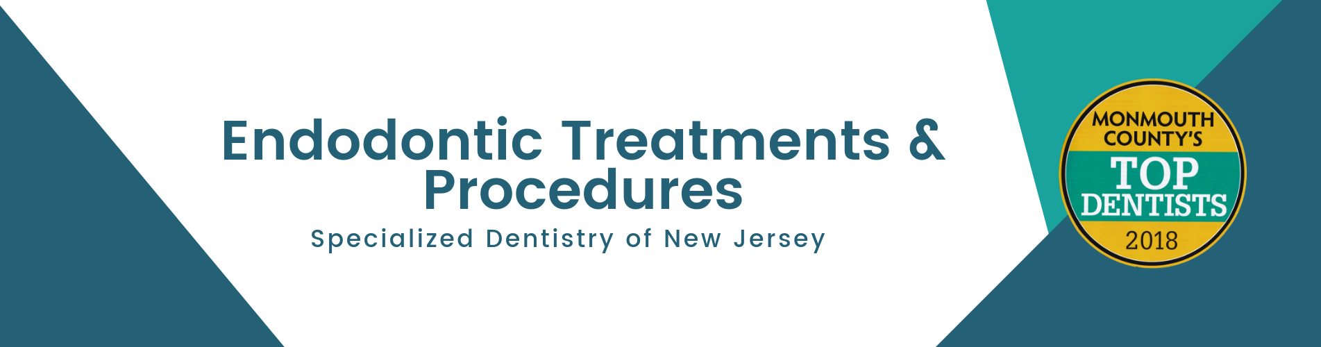 endodontic procedures from specialized dentistry of new jersey