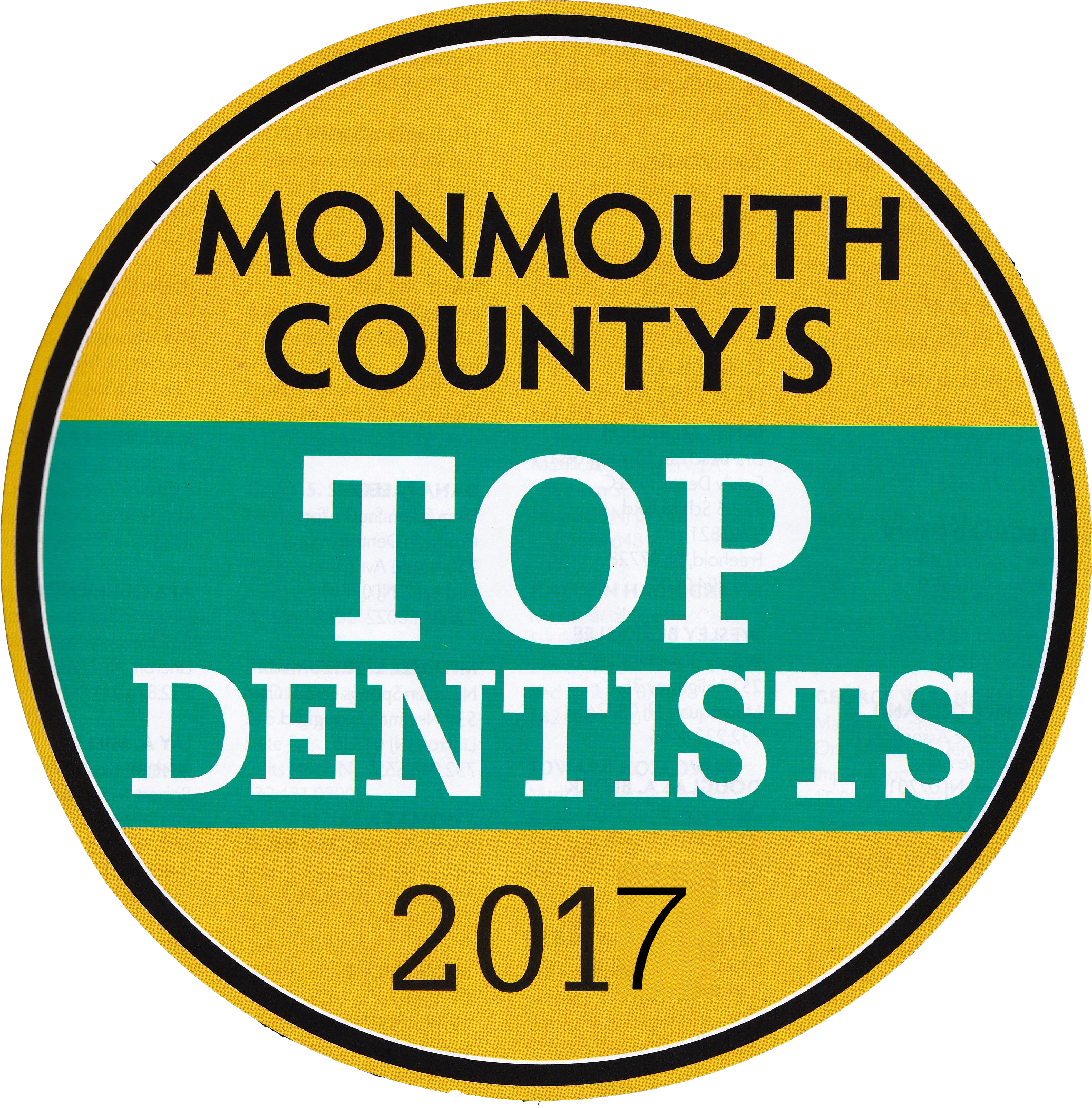 Monmouth Top Cosmetic Dentistry