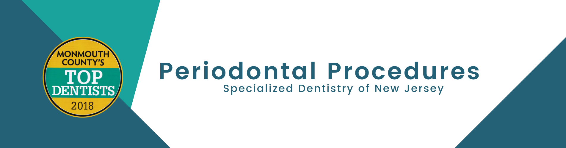 periodontal procedures from specialized dentistry of new jersey