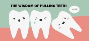 Problem-causing wisdom teeth can bring forth stiffness or pain in the area of the jaw where the impacted tooth is. If the tooth is coming in at an irregular angle, then rubs against the tongue, cheek, or top or bottom of the mouth, it may induce symptoms such as irritation and pain.